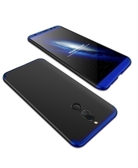 Buy Dattap Black Blue Back Cover For Huawei Mate 10 Lite Online In