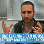 How machine learning can be used to prevent factory machine breakdown