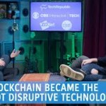 Why blockchain is the next hot disruptive technology