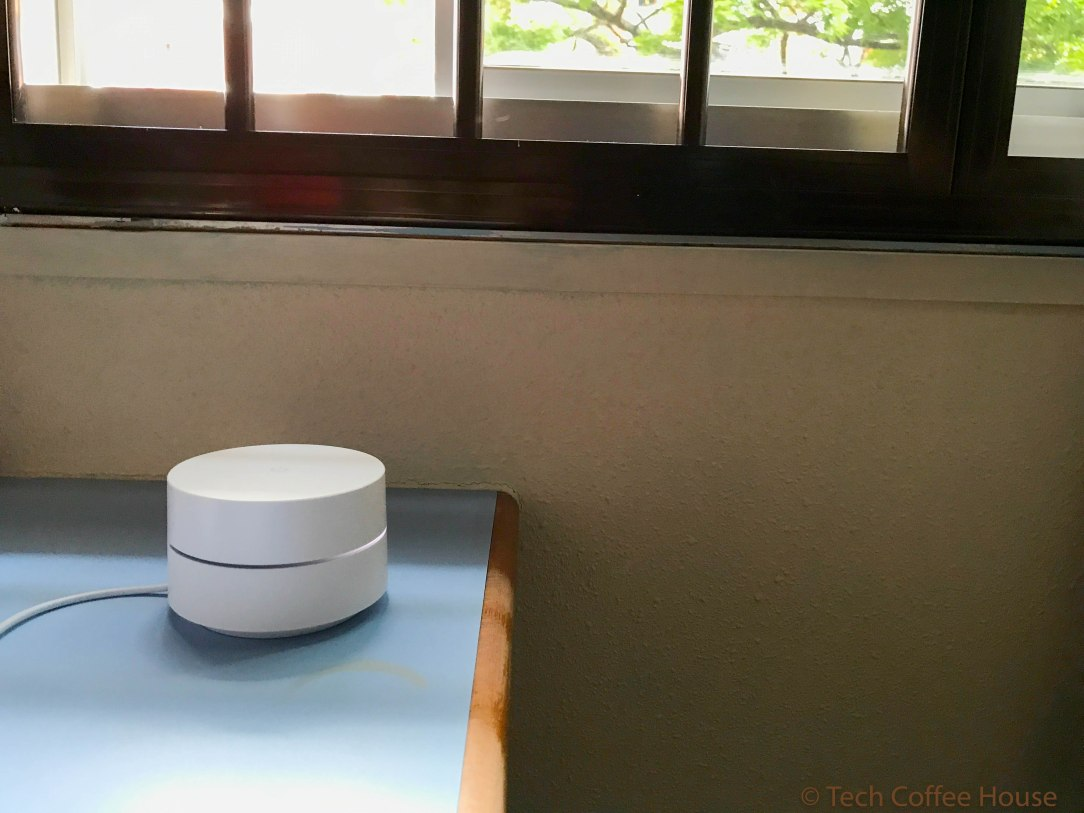 Google Wifi in the dead zone
