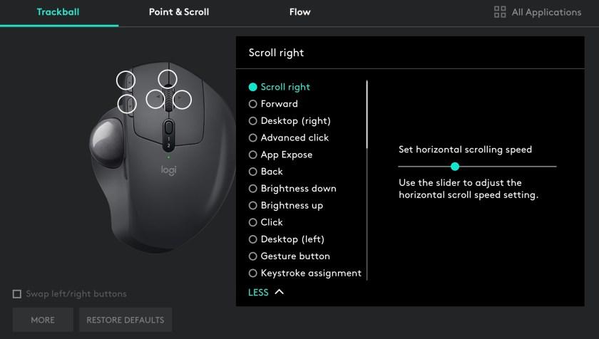 Logitech Options