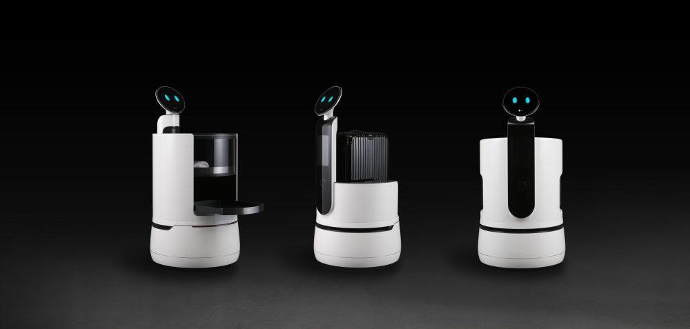 CLOi Brand - LG Robots