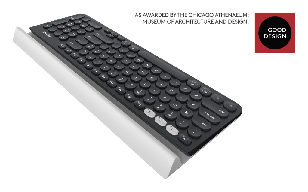 Logitech - K780 Multi Device Keyboard