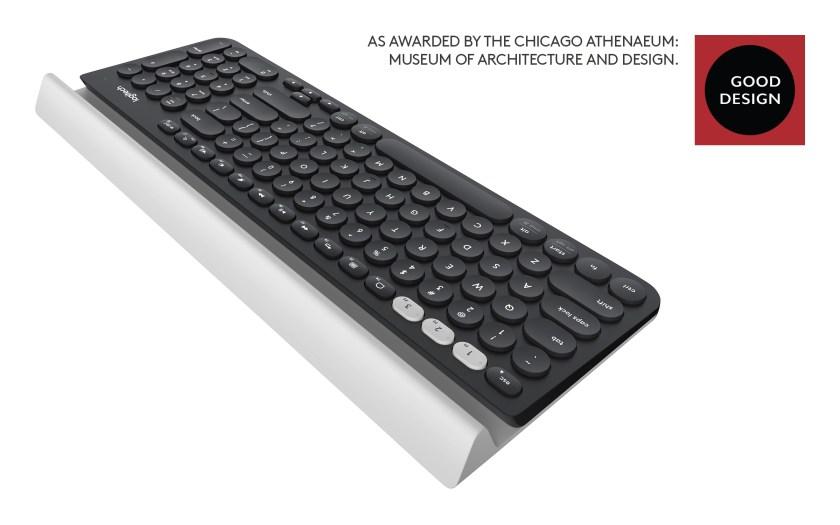 Logitech - K780 Multi Device Keyboard