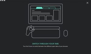 Logitech Craft_Tabs