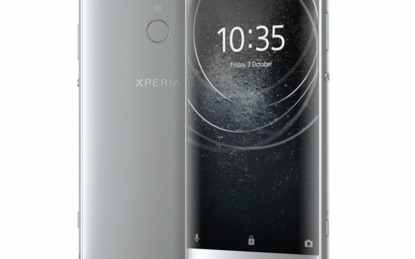 Xperia XA2 Ultra Silver