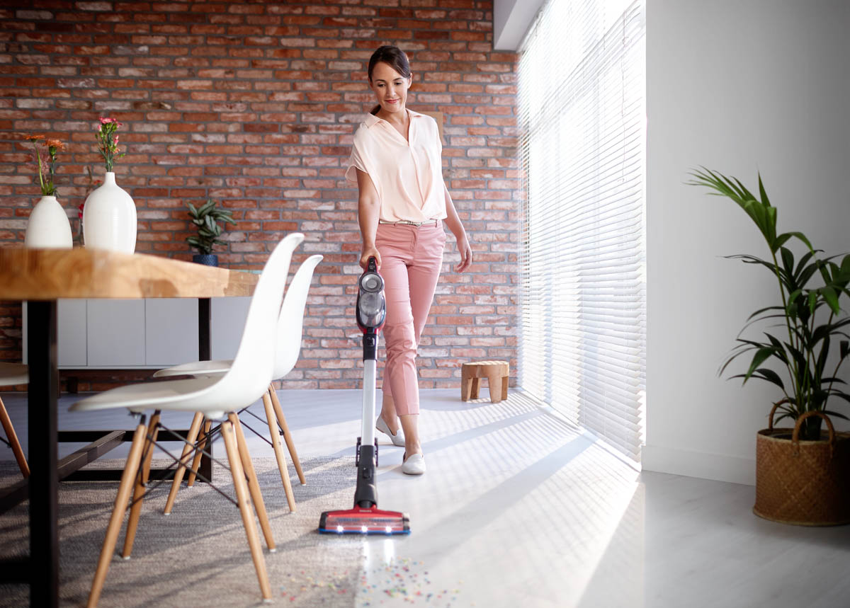 Philips SpeedPro Max: 360-degree suction cordless vacuum cleaner