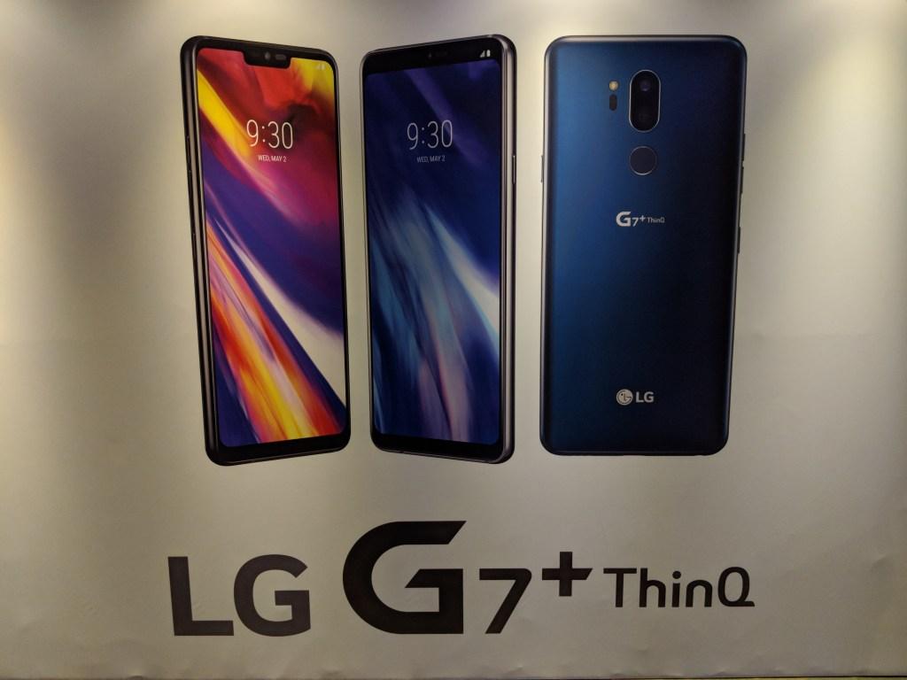 LG G7+ThinQ