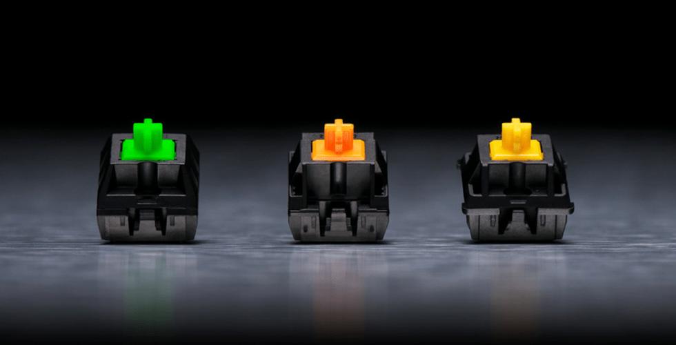 Razer Mechanical Switches | Razer Chroma
