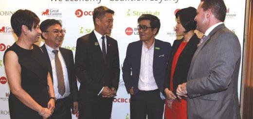 StarHub-OCBC Bank's multi-industry coalition loyalty programme