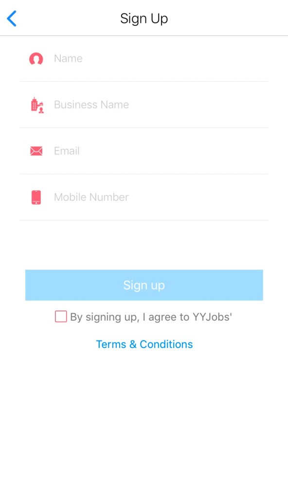 YY Part Time Jobs app by YY Hong Ye Group