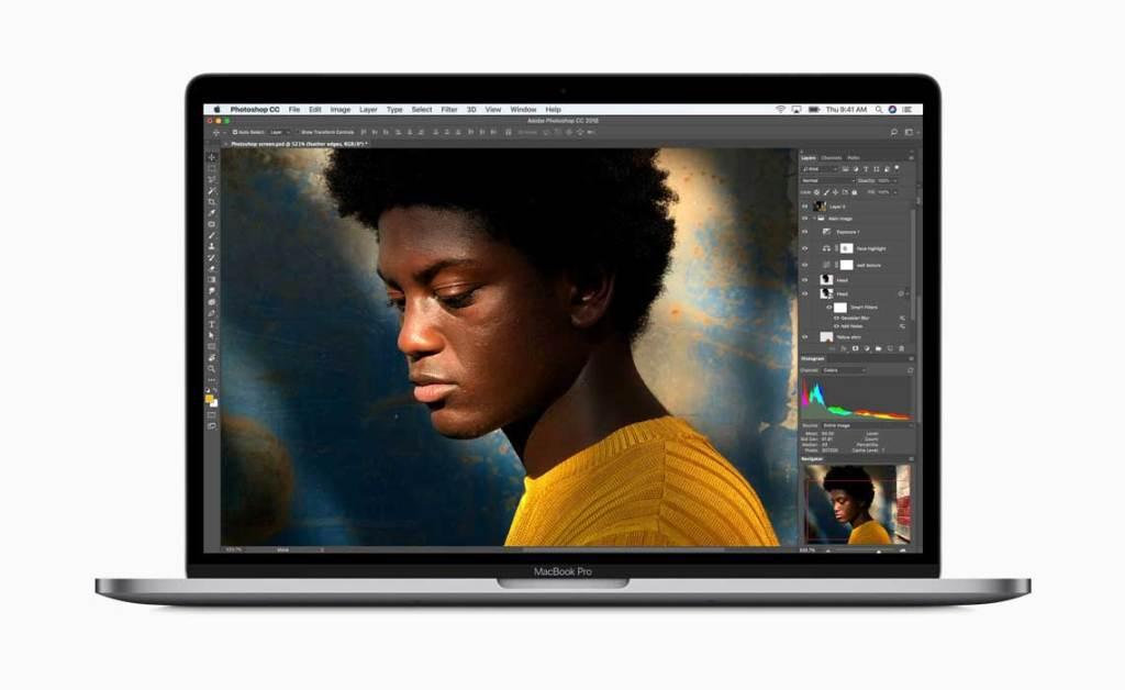 Apple MacBook Pro 2018 - True Tone Display