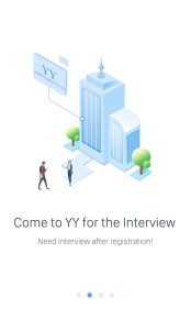 YY Part Time Jobs app by YY Hong Ye Group