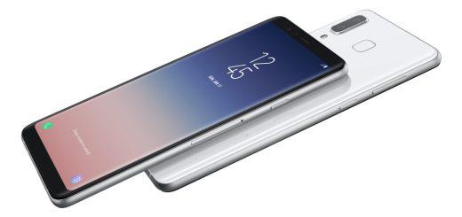 Samsung Galaxy A8 Star_White