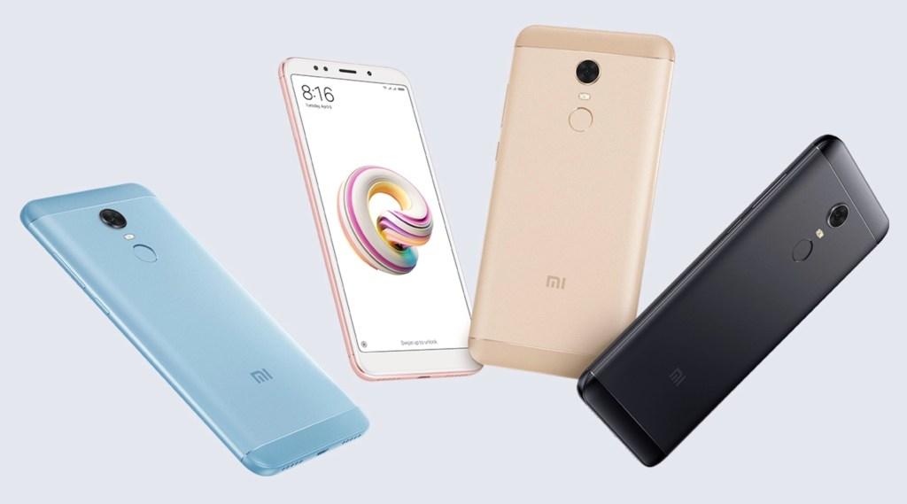 Xiaomi Redmi 5Plus -