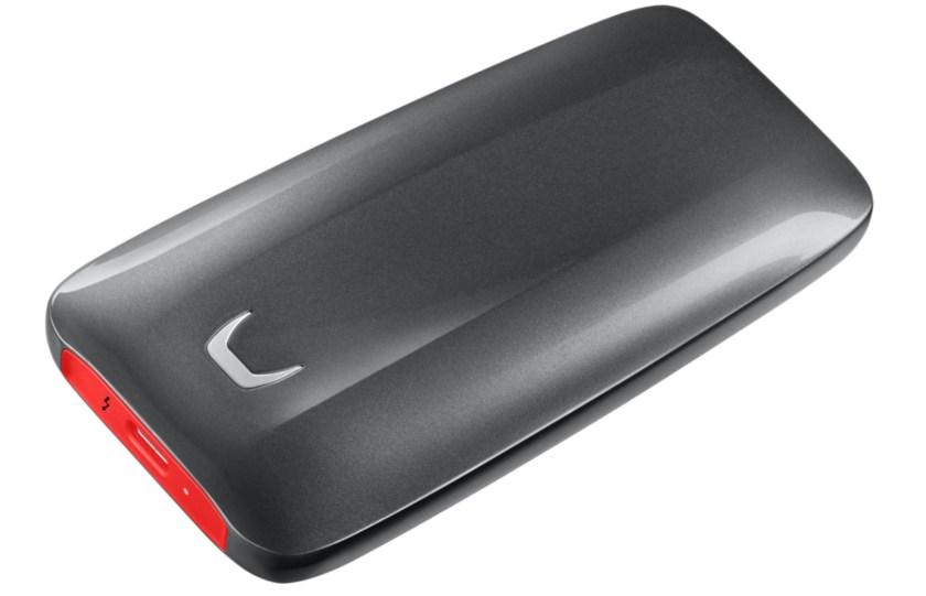 Samsung Portable SSD X5