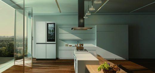 LG Signature Series - Refrigerator