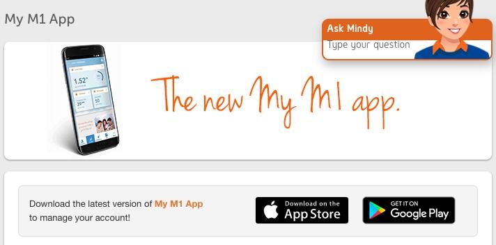 Mindy - M1 Chatbot app