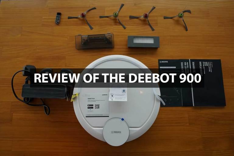 DEEBOT 900