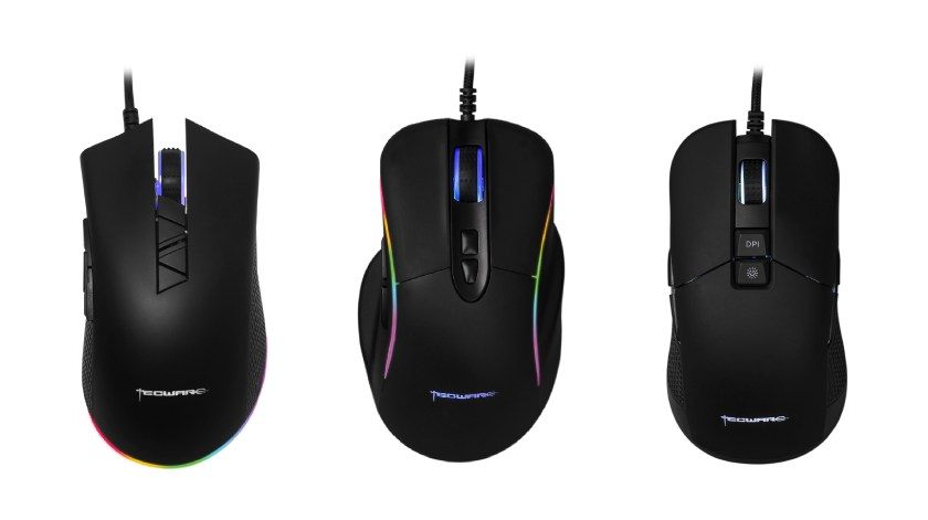 TECWARE new professional gaming mice