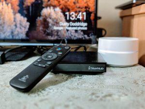 StarHub Go Streaming Box