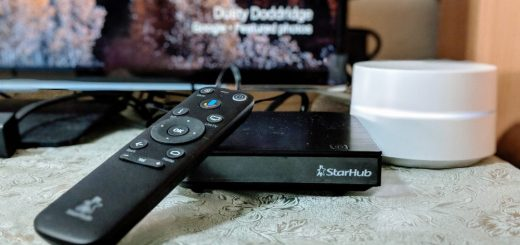 StarHub Go Streaming Box