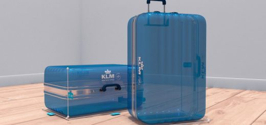 KLM's Augmented Reality