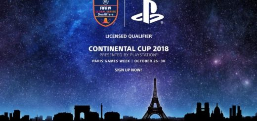 FIFA 19 CONTINENTAL CUP 2018