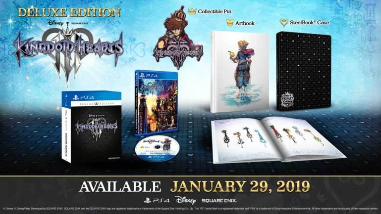 Kingdom Hearts 2019