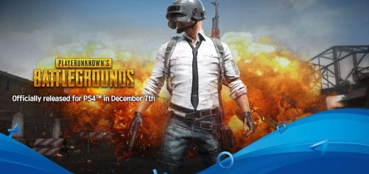 PUBG PS4 Launch