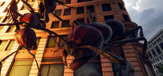EARTH DEFENSE FORCE: IRON RAIN Global Release Set On 11th April   Tech Coffee House