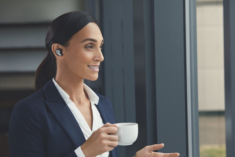 Jabra launches Evolve 65t - World's first true wireless earbuds for business use | Tech Coffee House