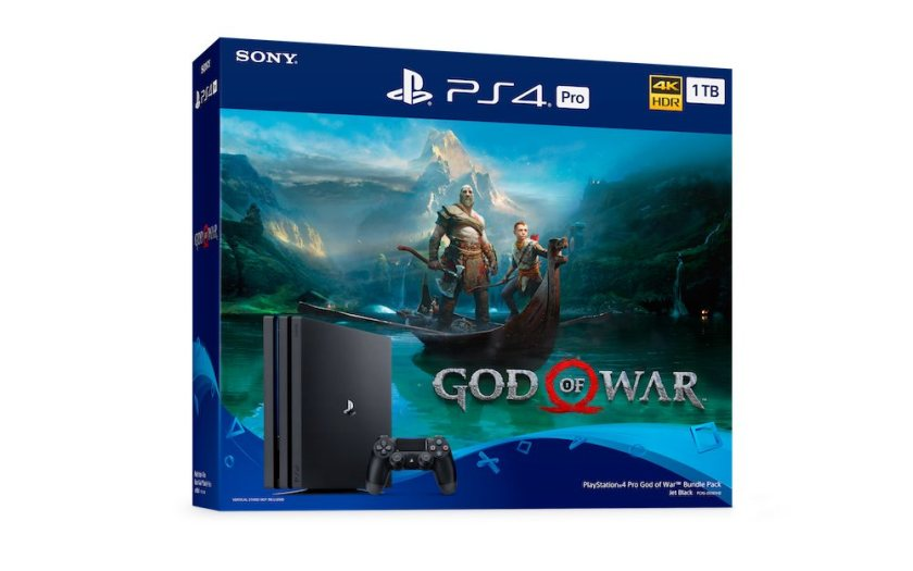 PS4 Pro God of War Bundle