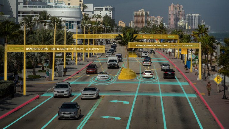 Mercedes-Benz selects Here Technologies for its Real-Time Traffic service | Tech Coffee House