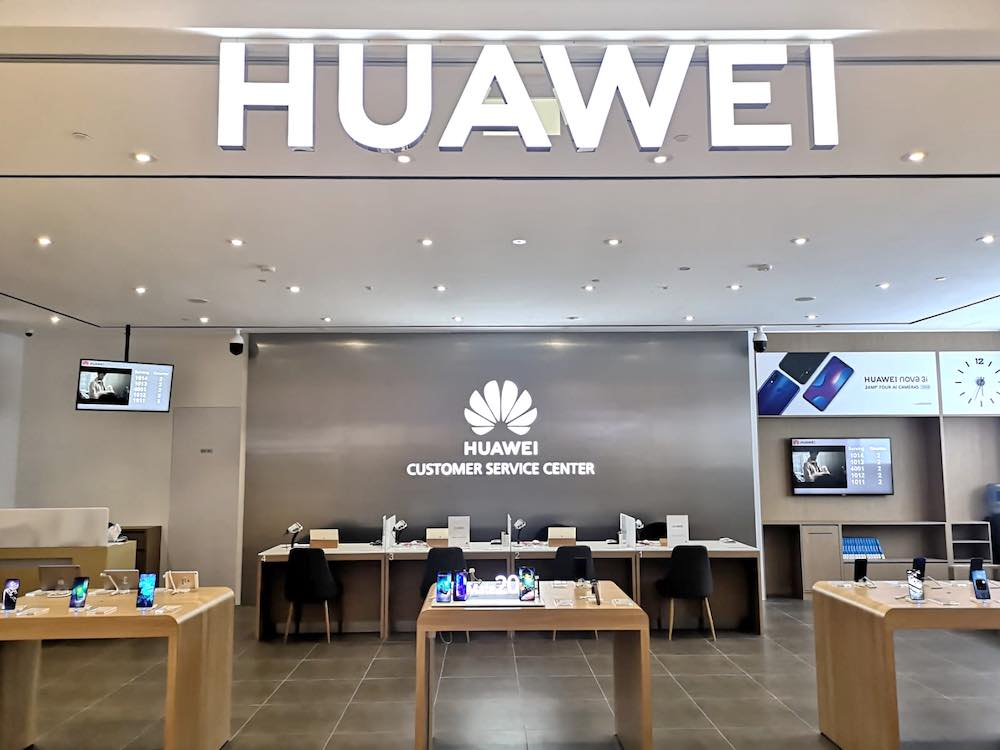 Huawei Opens Second Customer Service Centre in Westgate, Singapore   Tech Coffee House