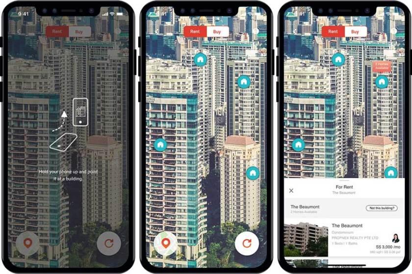 PropertyGuru Lens