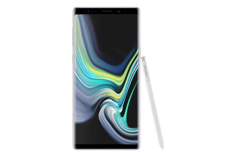 Samsung Galaxy Note9 Alpine White - New Colour