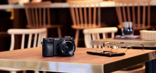 Sony a6400 mirrorless camera | Tech Coffee House