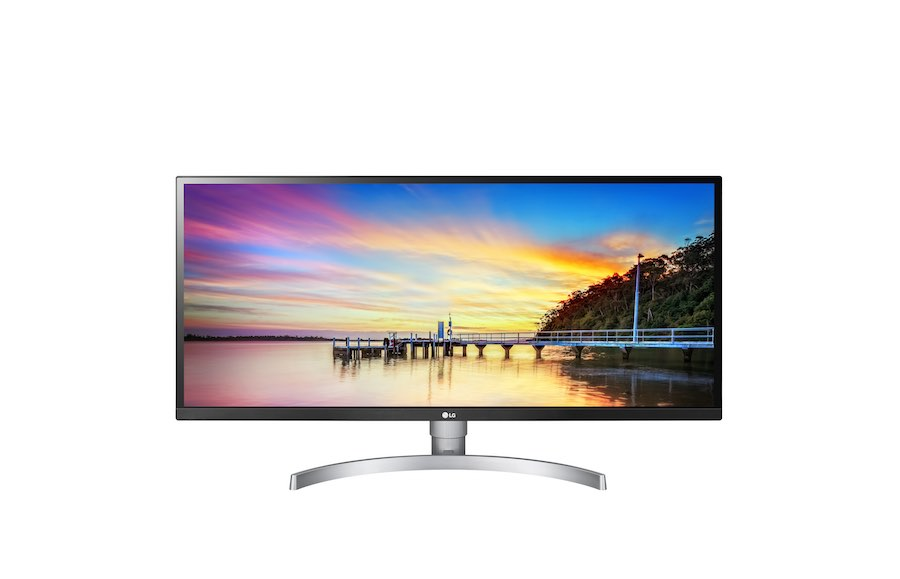 LG Monitor 34WK650