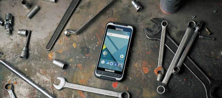 Handheld Launches a New Ultra-rugged Android Phablet, the Nautiz X6 | Tech Coffee House