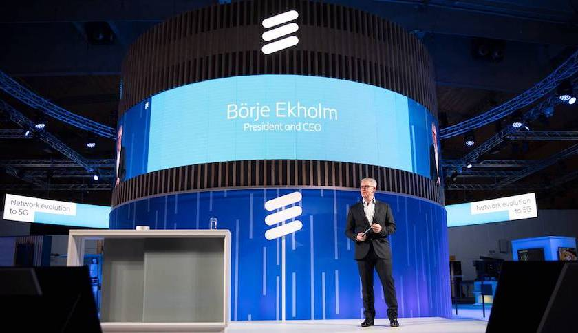 Börje Ekholm: Ericsson to switch on 5G globally in 2019 | Tech Coffee House