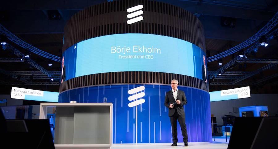 Börje Ekholm: Ericsson to switch on 5G globally in 2019 | Tech Coffee House
