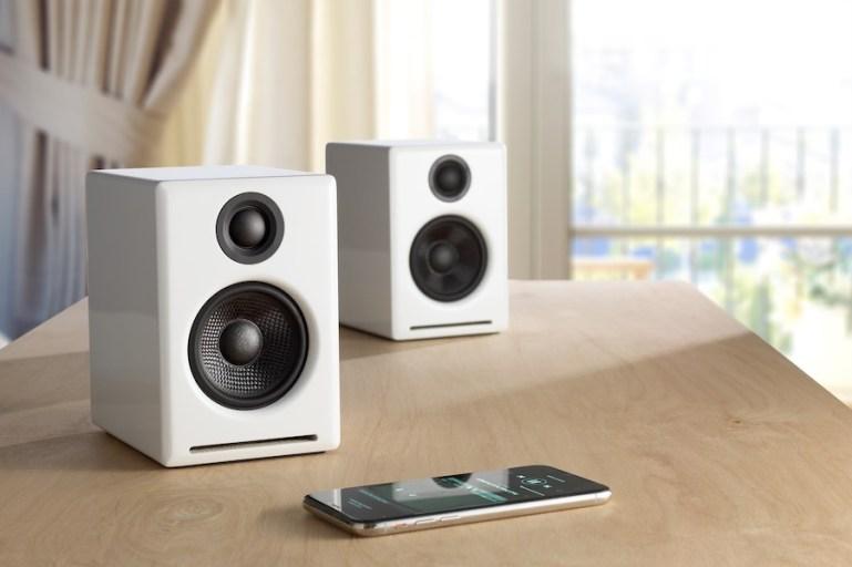 Audioengine A2+ white | Tech Coffee House