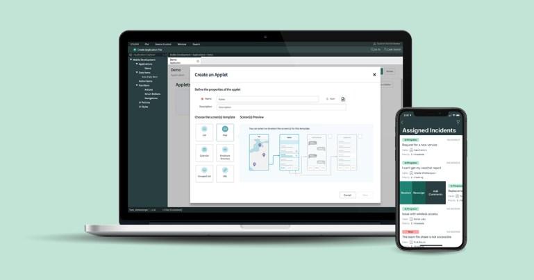 ServiceNow MobileStudio