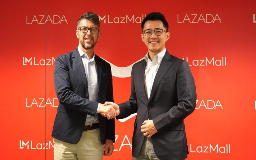 Expect next-day delivery of L'Oreal's products on Lazada
