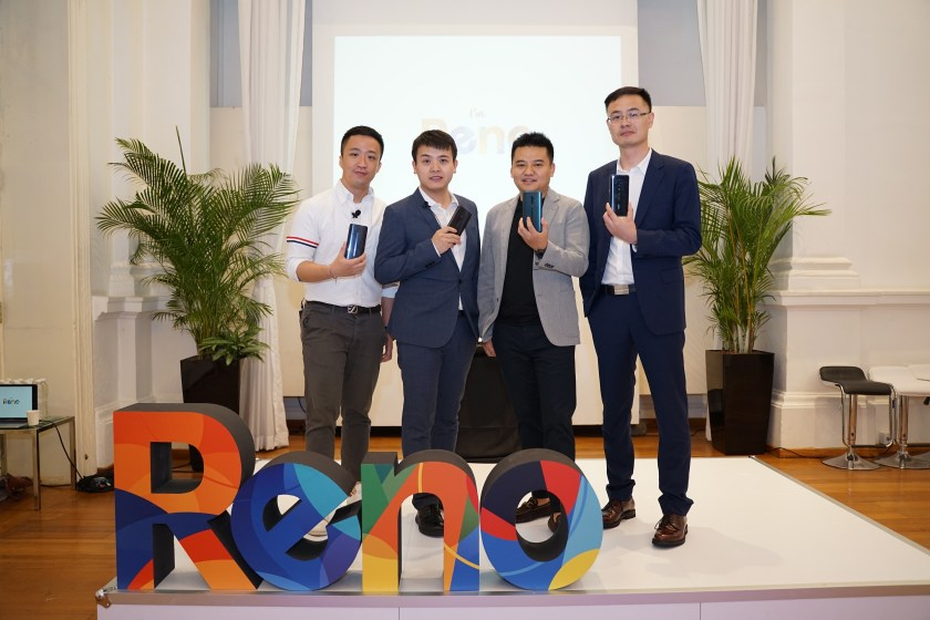 OPPO launches new Reno series with first-ever partnership featuring top Singapore creators