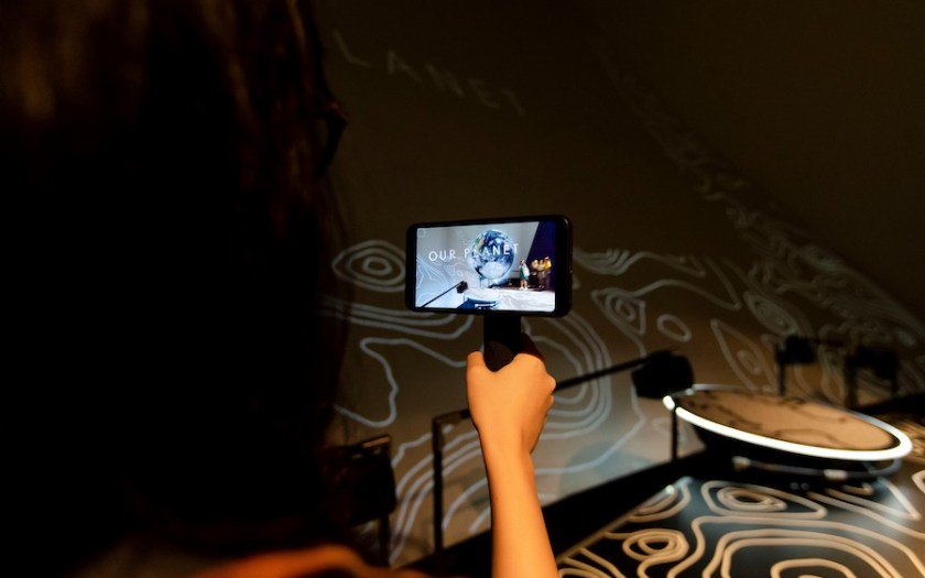 Add Arup and world-leading creatives, you get an ingenious AR experience in Singapore
