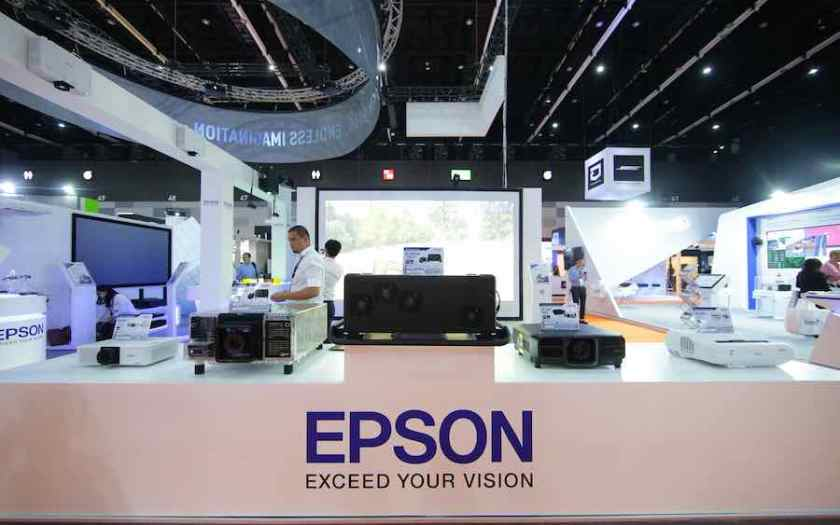 Epson showcases brightest 30,000 Lumens 3LCD Projector at Infocomm Southeast Asia 2019