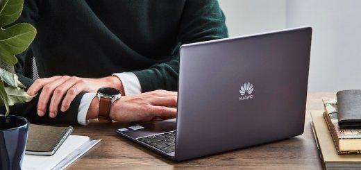 Huawei laptops land on Singapore shores