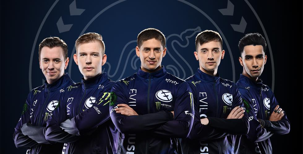 Razer partners Evil Geniuses to conquer the world of e-Sports